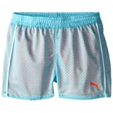 Amazon Price History for:PUMA Girls' Active Double Mesh Short