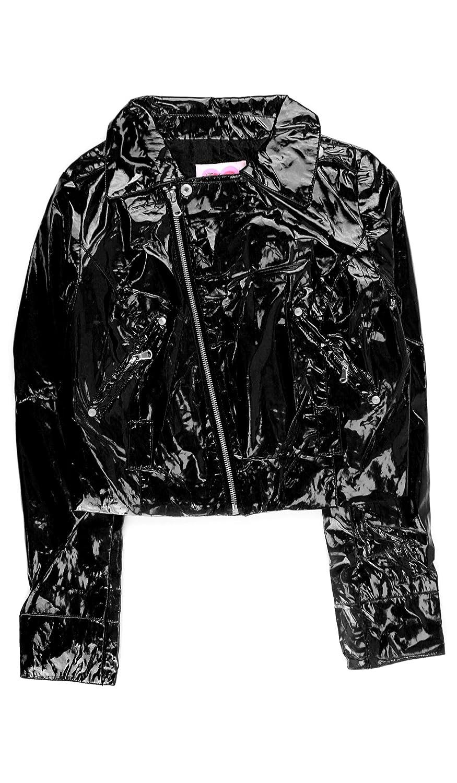Amazon.com: Cristian Lay Fashion House FH437 Women Shiny Jacket Lady Lightweight Coats Chaquetas de DAMA: Clothing