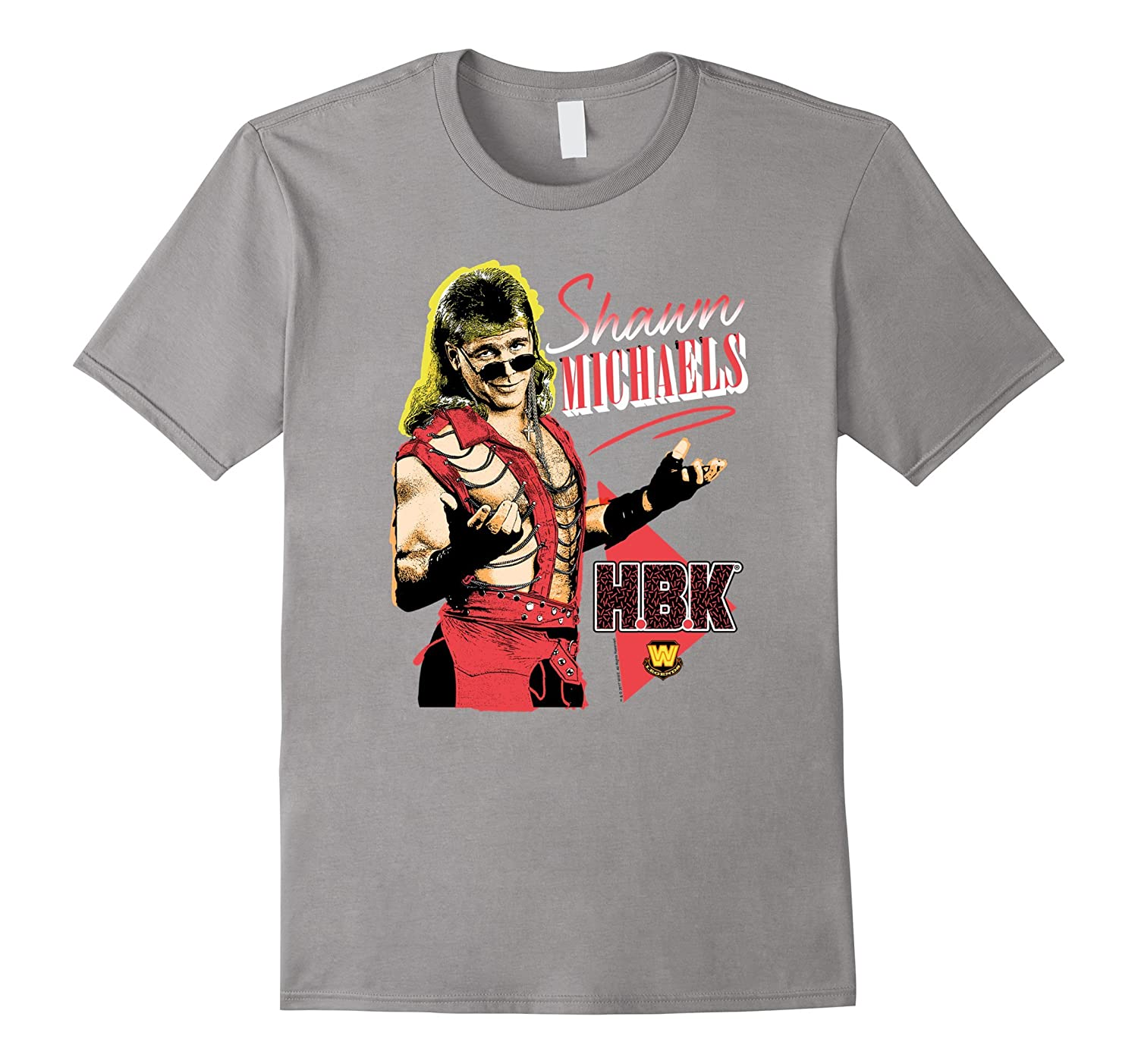 8d620320a WWE Shawn Michaels HBK-ah my shirt one gift – Ahmyshirt