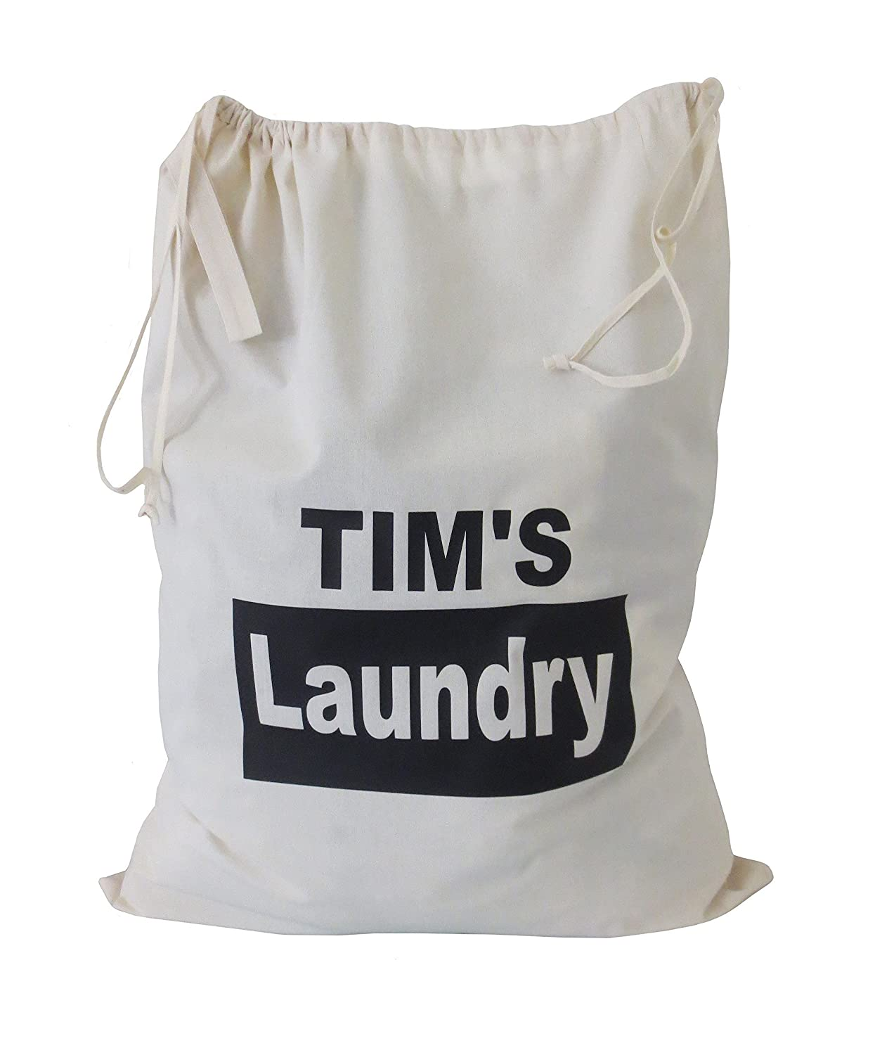 627dd42f7c43 Amazon.com: Personalized Laundry Bag - Laundry Bag for College ...