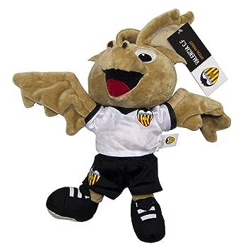 Valencia CF Masbcf Mascota, Blanco/Naranja, Talla Única
