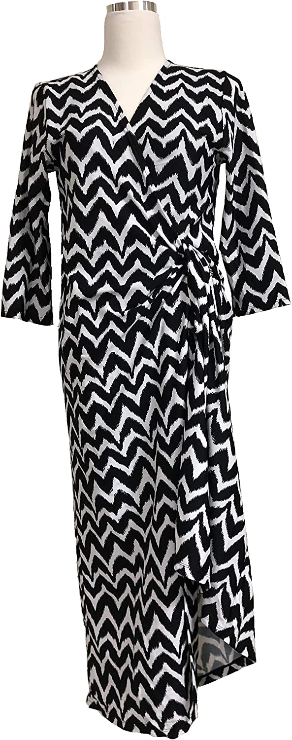LeePark Womens Printed Long Loose Kaftan Beach Bikini Cover up Dress//Cardigan Free Size