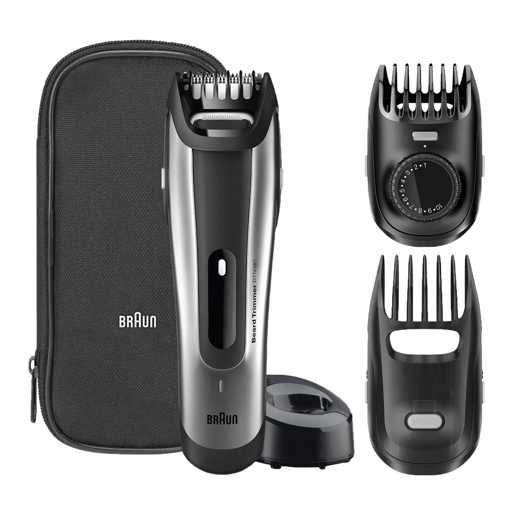 Braun BT5090 Tondeuse Barbe Homme avec Dents Espacées de 0;5mm product image