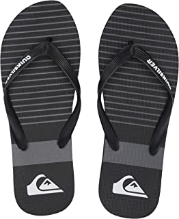 ecd82cc87 Amazon.com  Quiksilver Men s Molokai Flip-Flop  Shoes