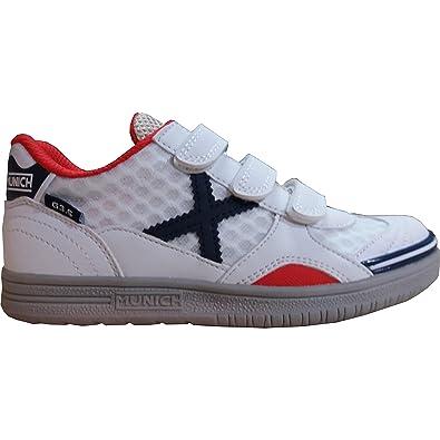 MUNICH Zapatillas de Deporte Unisex niño, (1549118, 32 EU: Amazon.es: Zapatos y complementos