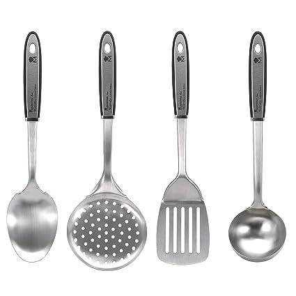 Compra Bergner Gravity Set de Accesorios de Cocina, Acero ...