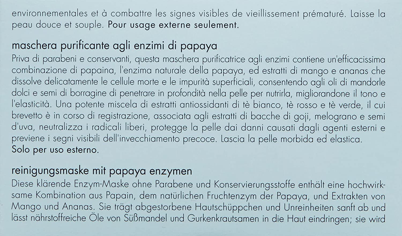June Jacobs Papaya Purifying Enzyme Masque: Amazon.es: Belleza