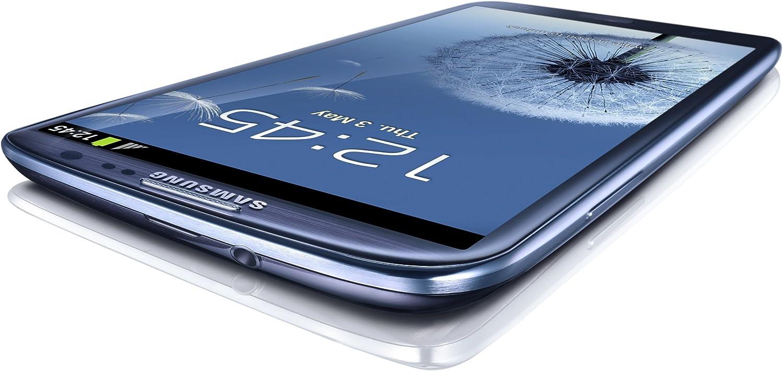 Samsung Galaxy III inch 16GB 8MP Smartphone Pebble Blue
