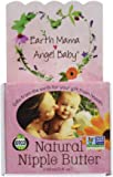 Earth Mama Angel Baby Butter Natural Nipple 2 OZ (PACK OF 2)