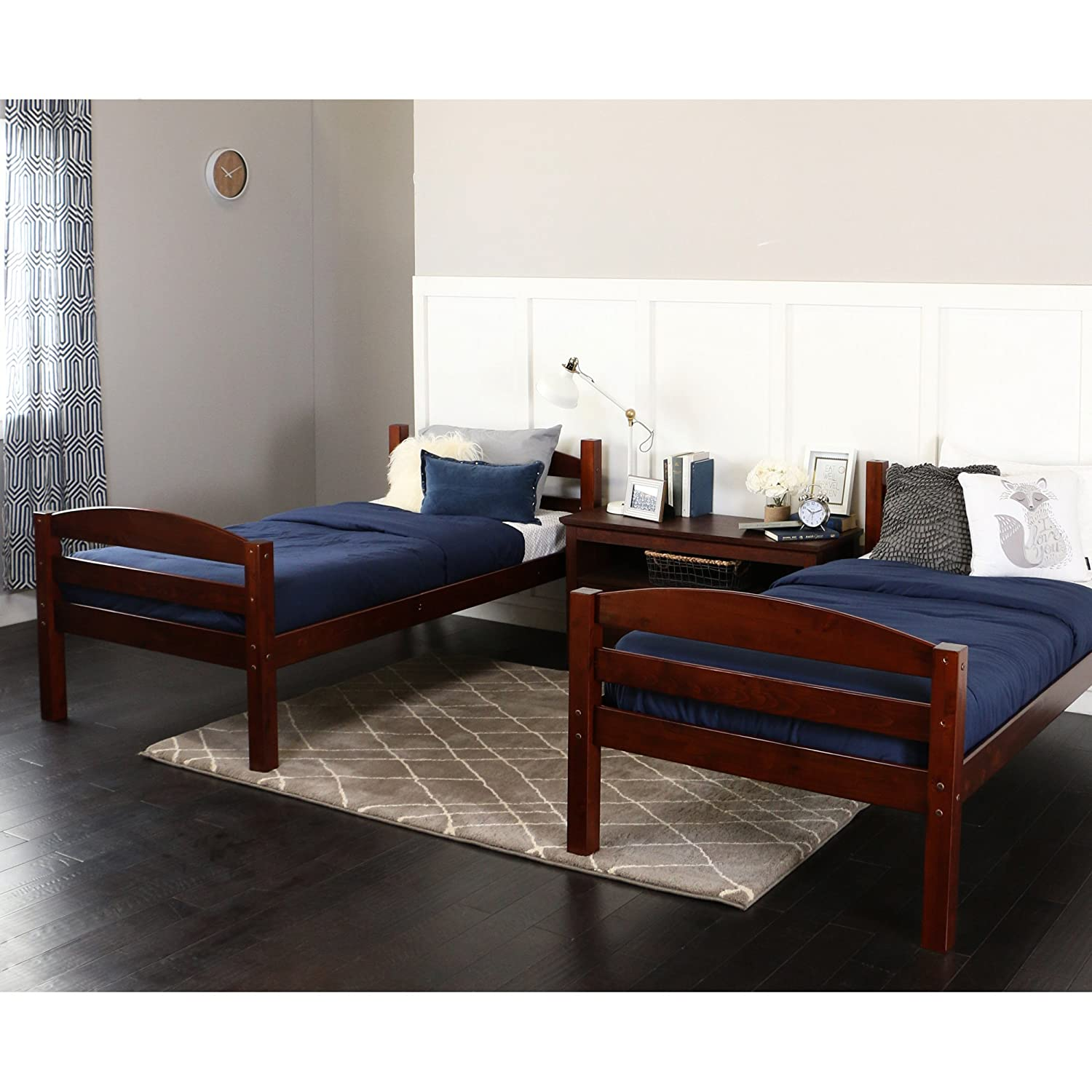 noyer products frames twin gear bed pomelo baby dutailier fab
