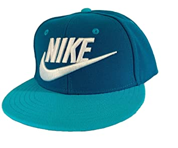 Nike Future True Snapback Cap Big Kids (Omega Blue White White 9ff99cd7ea19