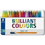Triplus 323 1.0 mm Colour Fibre Tip Pen - Assorted Colours (Pack of 50)