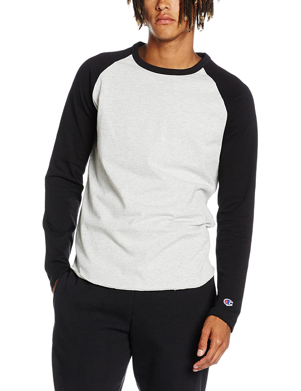 Champion Herren Sweatshirt Crewneck T-Shirt