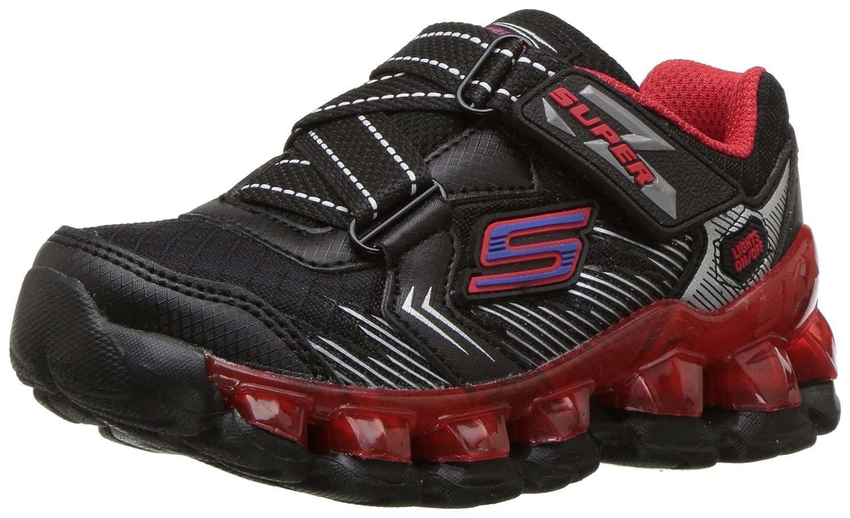 Skechers Kids Kids Flashpod-Skirmish Sneaker  135 US Child|Multi-color