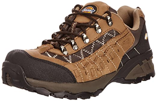 Dickies Men's Gironde S3 Safety Shoes FC9508 Brown/Black 5 5 UK