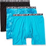 Hanes Men's X-Temp Lightweight Mesh Boxer Brief, Assorted Colors