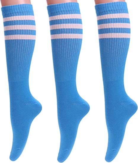 Women Crew Socks Thigh High Knee Bunny Rabbit Long Tube Dress Legging Casual Compression Stocking