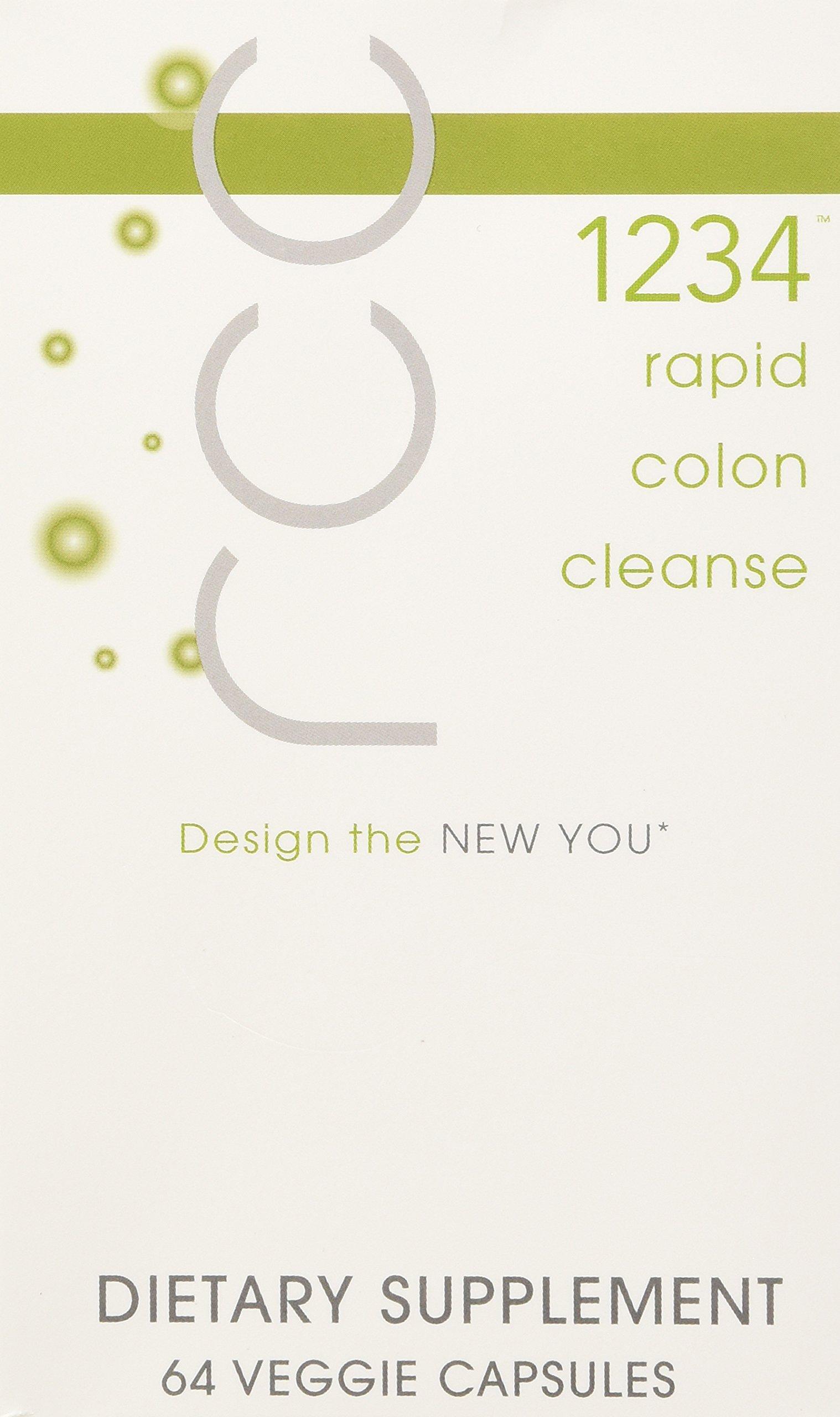Creative Bioscience Rcc1234 - Rapid Colon Cleanse, 64 Count
