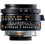 Leica 35mm f/2.0 Summicron-M Aspherical Manual Focus Lens (11879)