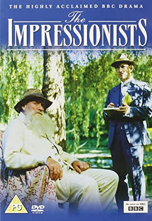 The Impressionists Dvd 2006 Amazoncouk Julian Glover