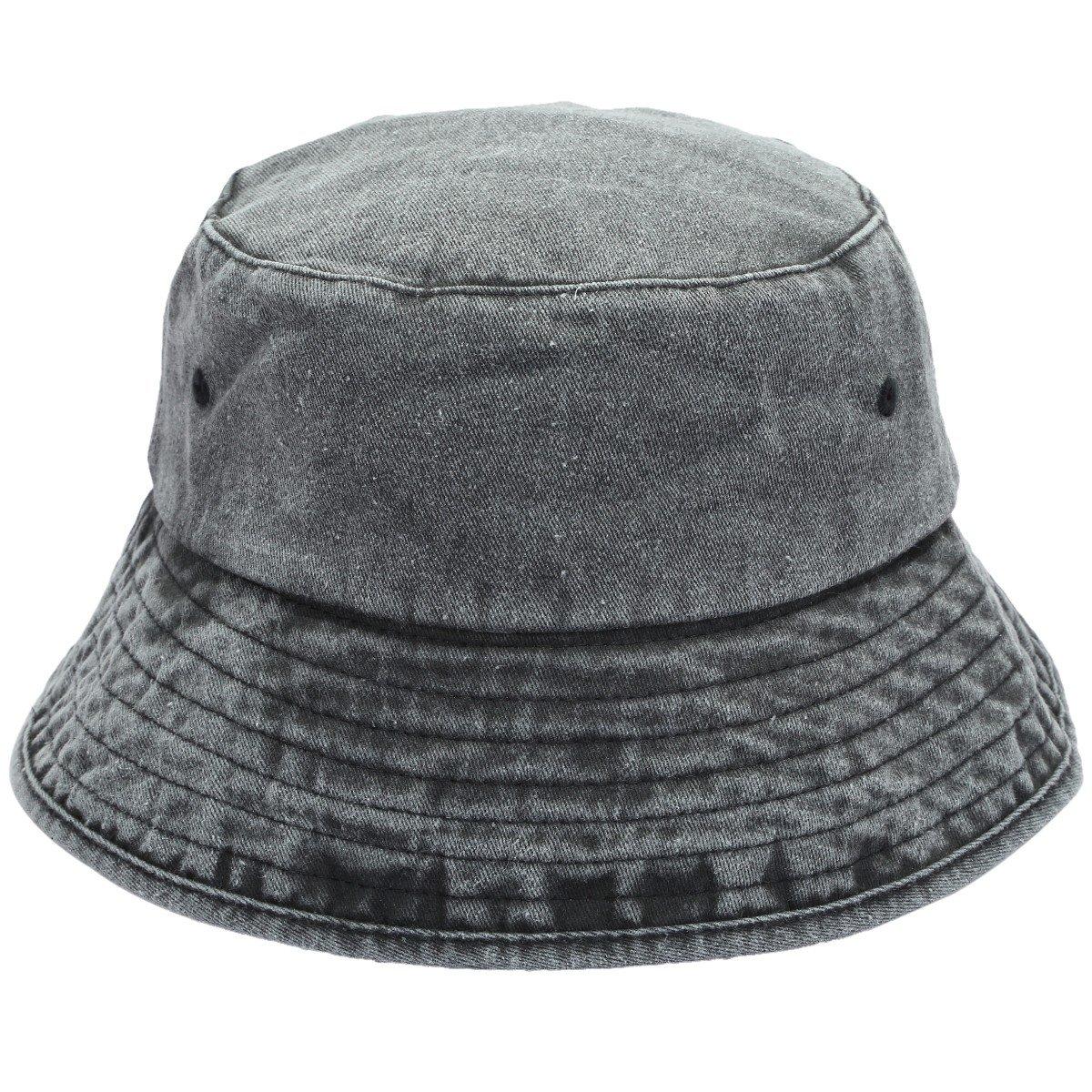 207ac48c Sportmusies Bucket Hats for Men Women, Packable Outdoor Sun Hat Travel Fishing  Cap