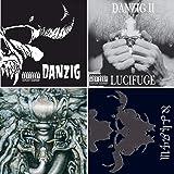 Danzig I-IV Complete Collection - Danzig 4 CD Album Bundling