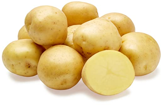 Organic Gold Potatoes, 3 lb
