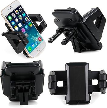 DURAGADGET Soporte para Coche Compatible con Smartphone Realme X2 Pro, Redmi 8, ZTE Blade V20: Amazon.es: Electrónica