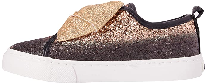 Amazon.com: JoJo Siwa Signature Bow Slip on Sneaker (niño ...
