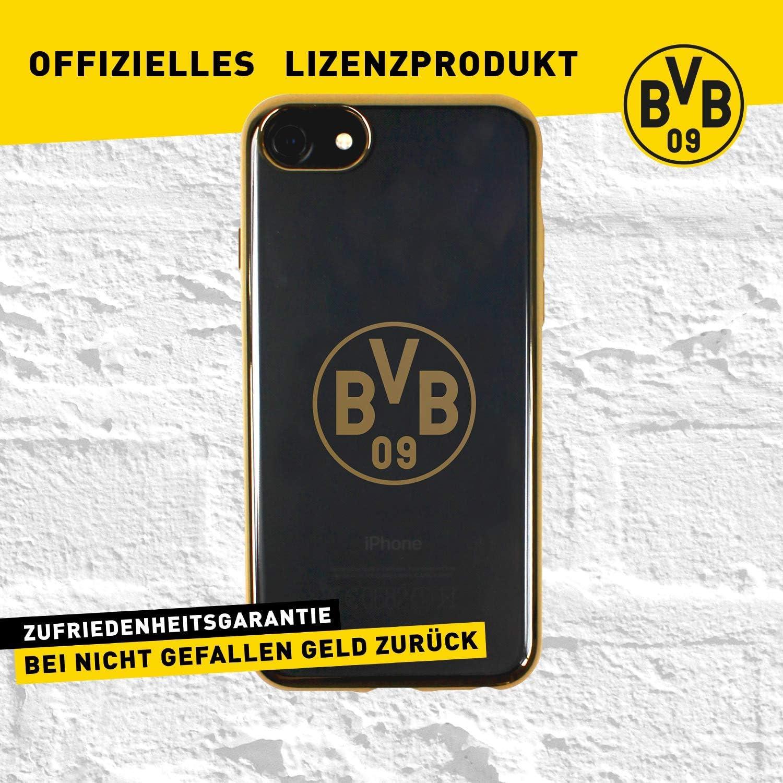 Borussia Dortmund BVB 89140430/autocollant de voiture en argent