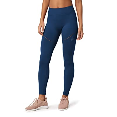 Amazon Brand - Aurique Women's Seamless Full Length Legging: Clothing