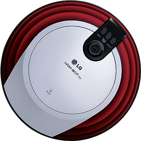 LG HOMBOT VR6140LV - Robot Aspiradora Redondo v2.0: Amazon.es: Hogar