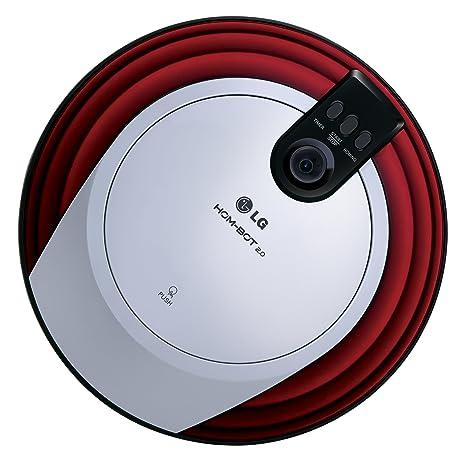 LG HOMBOT VR6140LV - Robot Aspiradora Redondo v2.0