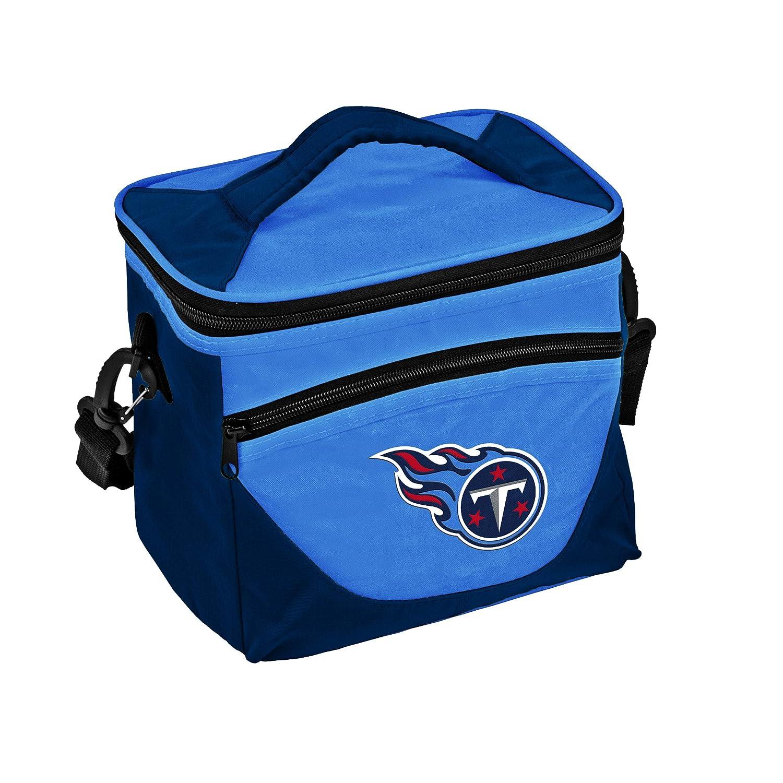 NFL ハーフタイムクーラー 9缶収納可能 フロントにドライ収納ポケット ショルダーストラップ Tennessee Titans Tennessee Titans B06WGMQP2W