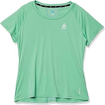 Odlo T-Shirt MC Ceramicool Element - Camiseta Igera Mujer Mujer: Amazon.es: Deportes y aire libre