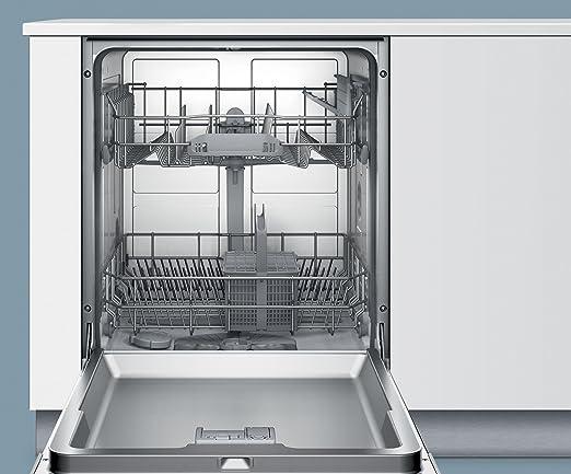Siemens SN64D002EU lavavajilla - Lavavajillas (Totalmente ...