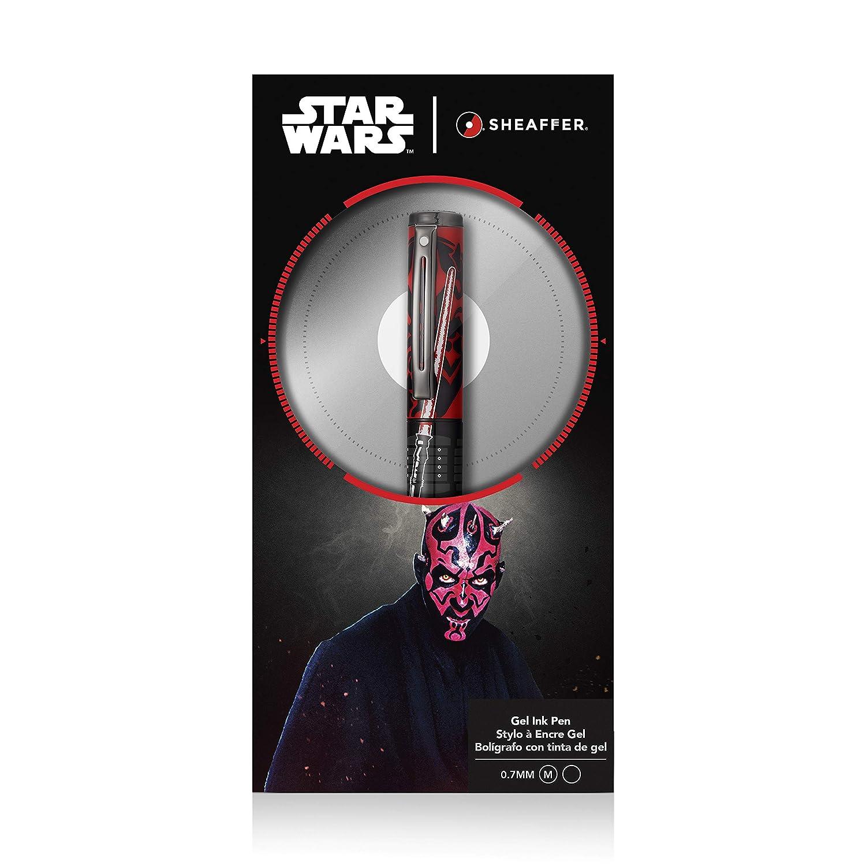 Star Wars color Luke Pluma de tinta de gel Darth Vader Sheaffer