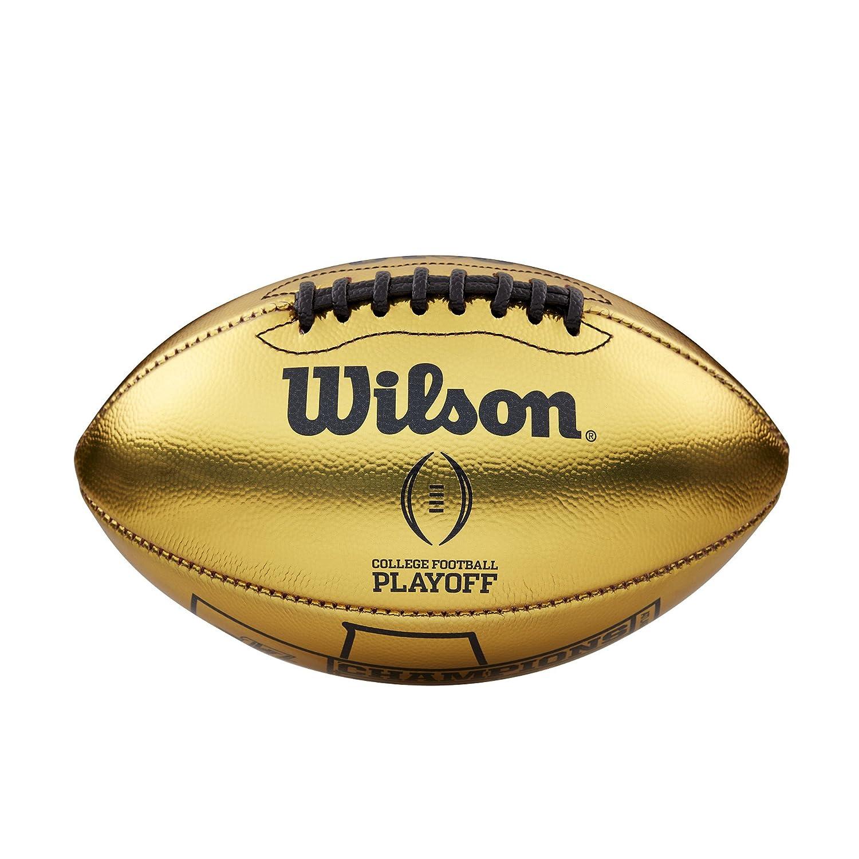 2018College Football Playoff Alabama Crimson Tide Metallic Championship Fußball Wilson Sporting Goods - Team WTF1008IDCHAMP