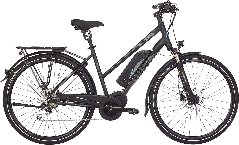 Fischer ETD 1861.1 - Bicicleta eléctrica para mujer (28