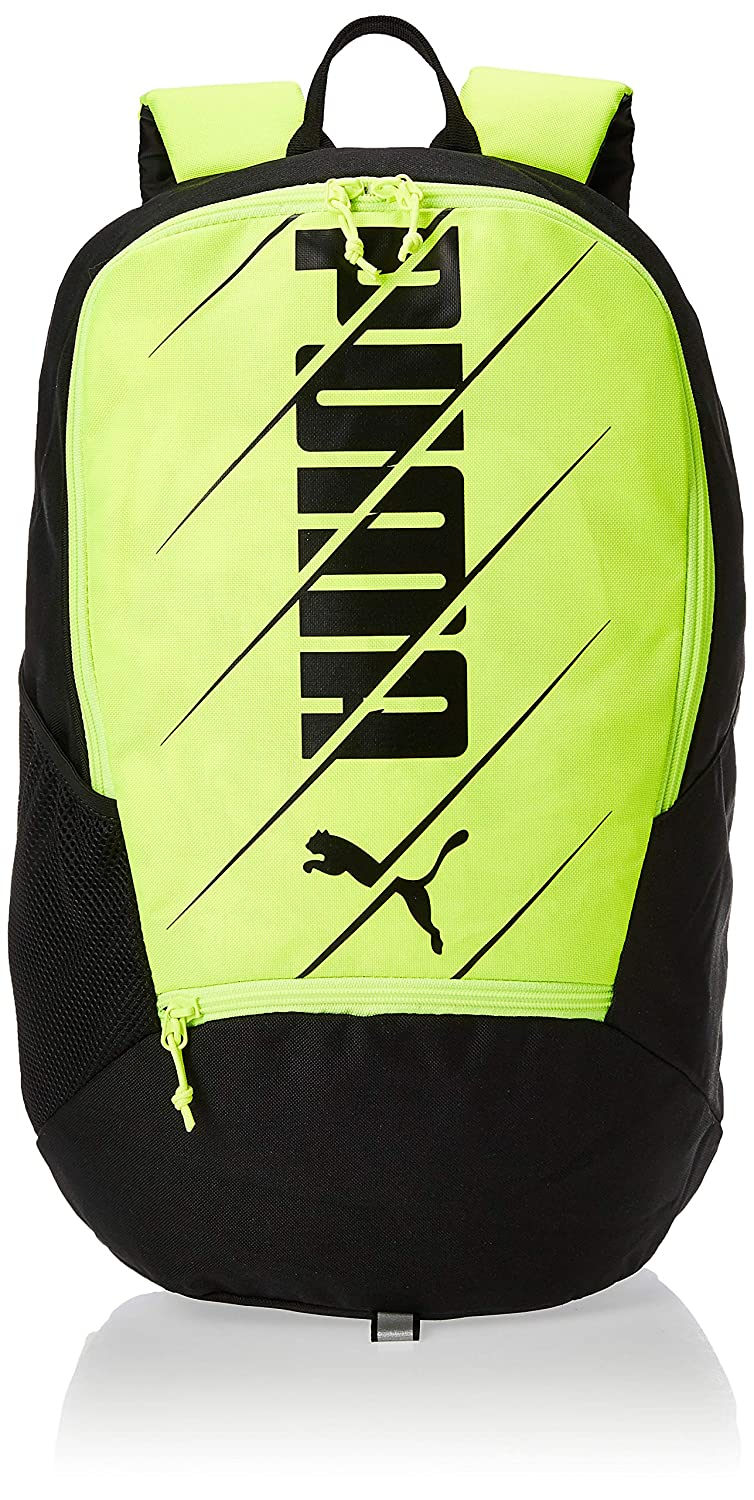 PUMA Yellow Alert Puma Bags Black