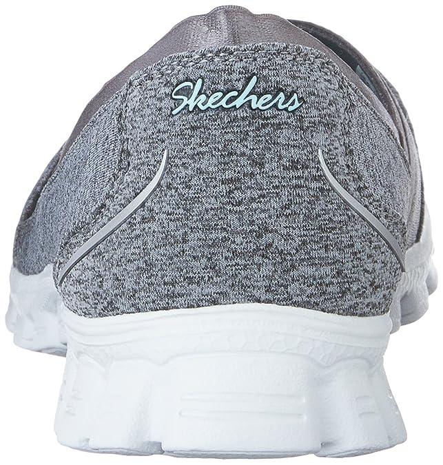 Skechers Womens EZ Flex 2 Slip On Sneaker Shoe