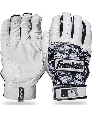 Franklin Sports MLB Digitek Batting Gloves – Youth Batting Glove –  Tri-Curve Technology Fit 1b0495c9a800