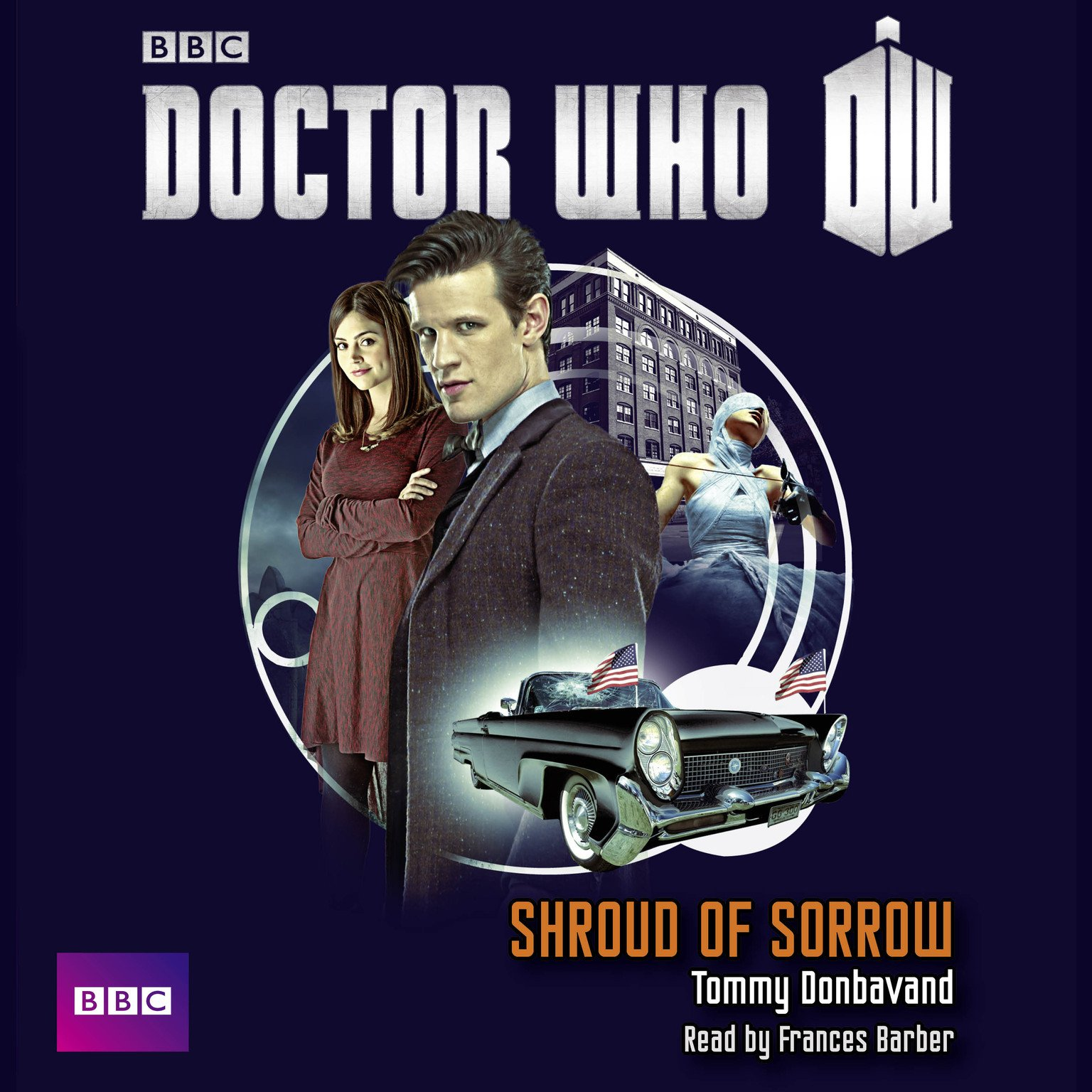 Download Doctor Who: Shroud of Sorrow PDF