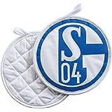 FC Schalke 04 Topflappen 2er-Set