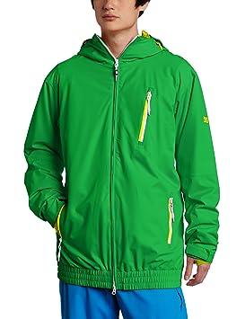 Hombre Snowboard Chaqueta DC Ripley 13 Jacket, Verde Esmeralda, Extra-Large: Amazon.es: Deportes y aire libre