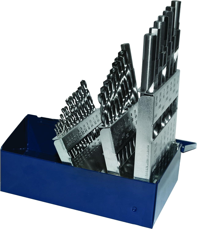 5//16 Century Drill /& Tool 22320 Brite High Speed Steel Drill Bit