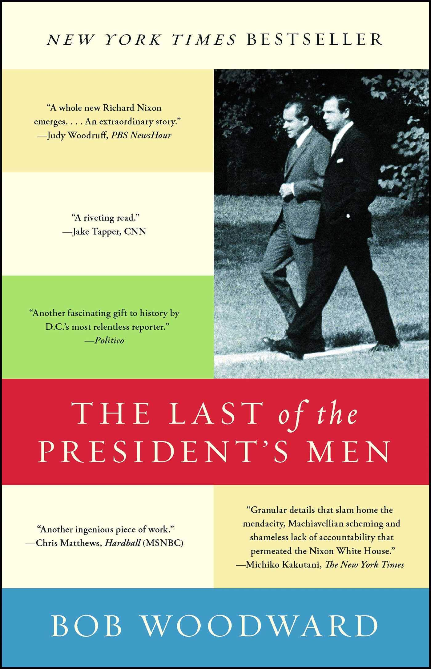 The Last of the President's Men - Livros na Amazon Brasil