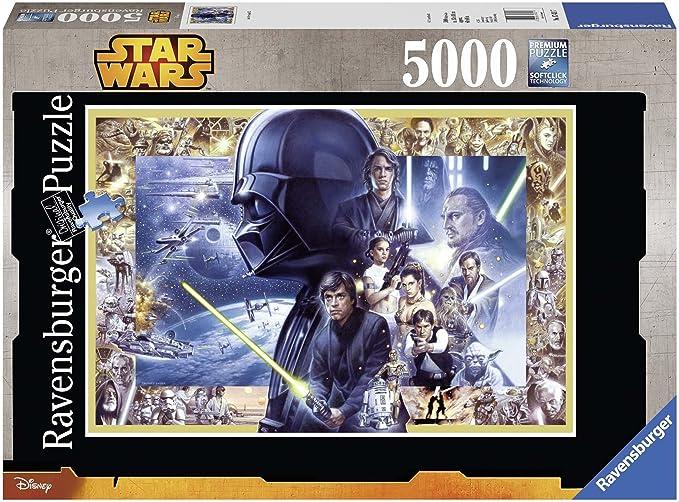 Star Wars - Puzzle, 5000 Piezas (Ravensburger 17431 7): Amazon.es: Juguetes y juegos