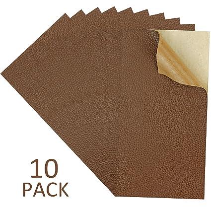 Amazon.com: Juego de reparación de parches de piel para sofá ...