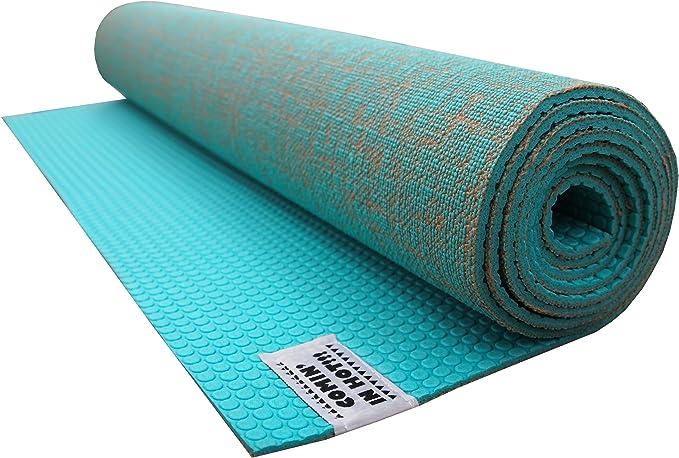 Amazon.com: Hot Yoga Mat by Barracuda. imbuidas de all ...